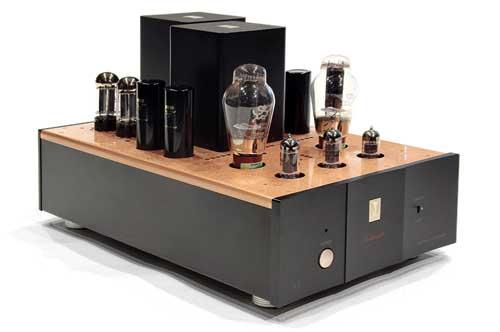 Gakuoh II Monaural Power Amplifier